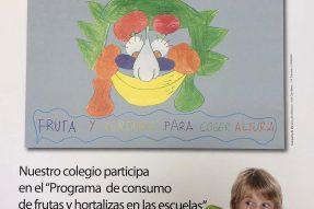 Plan de consumo de Frutas y Hortalizas (Frutirioja)