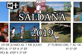 Información del campamento de verano en Gijón.