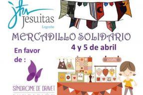 Mercadillo solidario Fundación Síndrome de Dravet