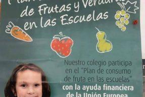 Frutirioja: frutas y verduras en las Escuelas